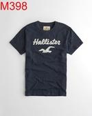 HCO Hollister Co. 男 當季最新現貨 短袖T恤 Hco M398