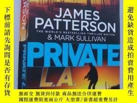 二手書博民逛書店[英文原版]罕見PRIVATE L.A.Y85718 JAMES