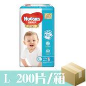 【好奇】耀金級 清新乾爽紙尿褲(L)46+4片X4包/箱