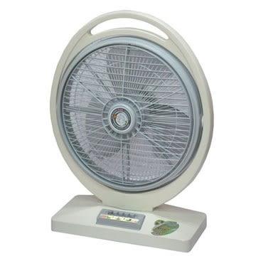 良將 14吋 手提 涼風扇 循環箱扇 LJ-1405