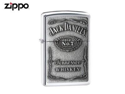 【寧寧精品*台中ZIPPO打火機專賣店】防風打火機*Jack Daniels*傑克丹尼爾斯*威士忌浮雕款5311-1