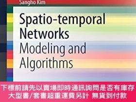 二手書博民逛書店Spatio-temporal罕見NetworksY255174 George, Betsy Springer