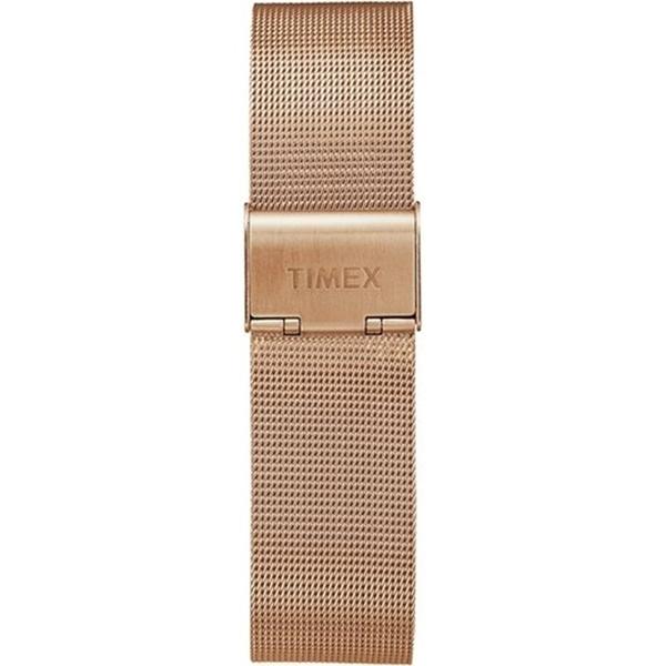 【分期0利率】TIMEX 天美時 玫瑰金 41mm 全新原廠公司貨 TXTW2T37200