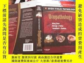 二手書博民逛書店HIGH罕見-YIELD PATHOLOGY Uropathol