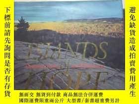 二手書博民逛書店islands罕見of hope ontario's parks of and wildernessY1959