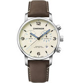 瑞士WENGER Urban Metropolitan都會時尚手錶  01.1743.111