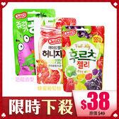 韓國 Jellico 水果夾心軟糖/恐龍造型軟糖/蜂蜜葡萄柚軟糖 50g【BG Shop】3款可選