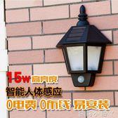 太陽能燈房型太陽能感應燈戶外家用超亮感應燈太陽能庭院燈壁燈圍牆路燈 igo蘿莉小腳ㄚ