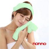 儂儂non-no 最乾淨的毛巾 (加厚款)綠色 2條/組