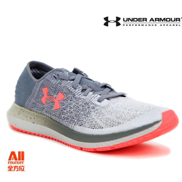 【UA Under Armour】女款慢跑鞋 Threadborne Blur-灰(3000098101)-現貨/預購-全方位運動戶外館