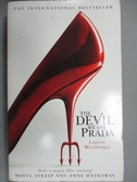 【書寶二手書T9/原文小說_ICO】The Devil Wears Prada_Lauren Weisberger