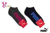 PUMA NOS 腳踝襪 運動襪 台灣製 襪子 一雙入 23-25CM SX374 SX375#灰粉◆OSOME奧森鞋業