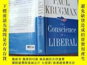 二手書博民逛書店The罕見Conscience of a LiberalY282