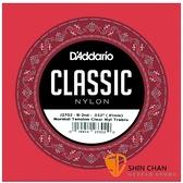 Daddario J2702 單弦第二弦 標準張力古典吉他弦 單一弦【第2弦/B弦】