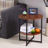 小茶幾簡約迷你沙發邊幾邊櫃小圓桌現代簡約客廳電話架小邊桌角幾 igo 樂活生活館