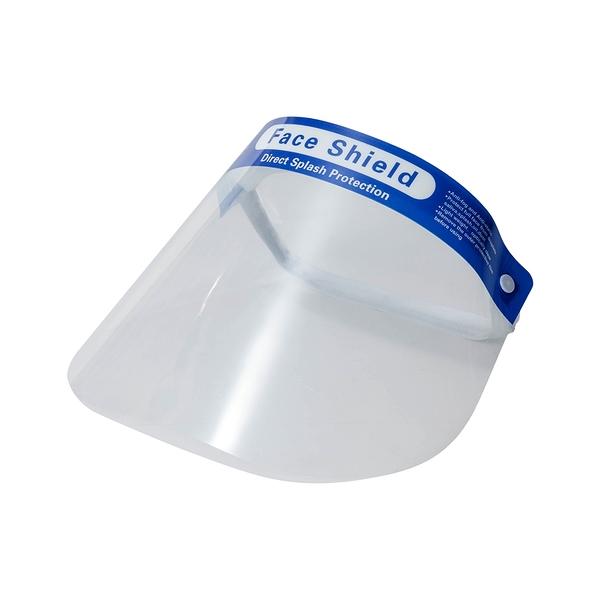 威瑪索 防疫面罩/降低飛沫/全臉防護防霧-透明清晰 [一帳號限購5入]