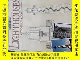 二手書博民逛書店Lighthouses:罕見A Close Up Look: A