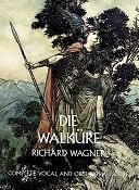 二手書博民逛書店 《Die Walküre: 》 R2Y ISBN:0486235661│Courier Corporation