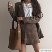 單肩水桶包韓國東大門同款簡約單肩水桶包同款斜挎大包包【千尋之旅】