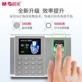 220V 考勤機AEQ96706指紋考勤機打卡機指紋機指紋式簽到機免安裝軟件aj9871『紅袖伊人』