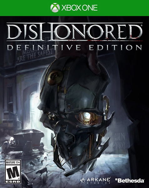 X1 Dishonored Definitive Edition 冤罪殺機 決定版(美版代購)