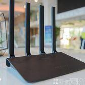 全千兆路由器 1200M無線家用穿墻高速wifi 光纖雙頻5G速率全千兆端口-可卡衣櫃
