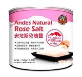 買2送1 米森 安地斯玫瑰鹽 350g/罐 活動至2019.02.01