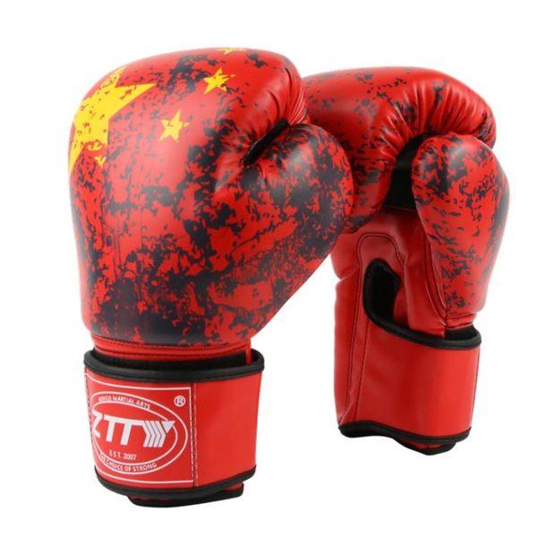 ZTTY征途成人拳擊手套散打拳套兒童男女訓練沙袋泰拳專業格斗搏擊 生活樂事館
