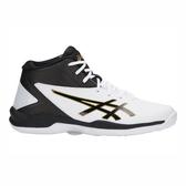 Asics Gelprimeshot SP 4 [TBF140-0116] 大童鞋 籃球 透氣 速度 穩定 保護 白黑