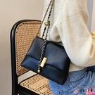熱賣側背包 鍊條小方包包女包洋氣側背包包2021新款潮簡約小包包女包洋氣【618 狂歡】
