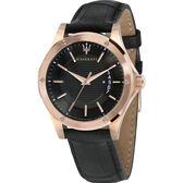 ★MASERATI WATCH★-瑪莎拉蒂手錶-皮錶帶-R8851127001-錶現精品公司-原廠正貨-