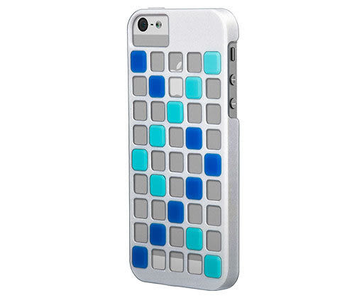 {新安} 蘋果 Apple IPhone 5/5S SE X-doria Cubit 遊戲方塊組合 保護殼 手機殼 手機背蓋 (白) 現貨