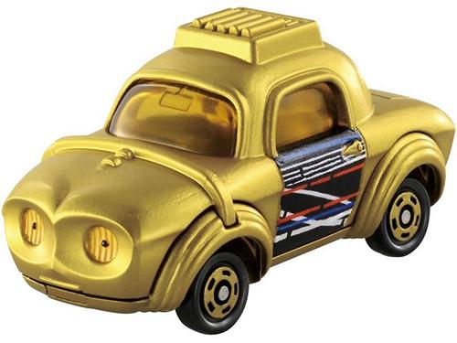 Dream TOMICA 星際大戰 SC-04 C-3PO Star Wars DS83133多美小汽車