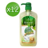 《台塑生醫》BioLead 蘆薈洋甘菊碗盤洗潔精1000g 12 瓶組