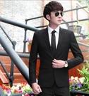 西裝外套西裝男外套青年西服男士職業上衣單西韓版修身商務休閒小西裝套裝新品