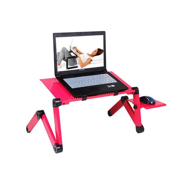 床上電腦桌 散熱孔 加長床上電腦桌 折疊桌 小書桌 筆電架 【C010】