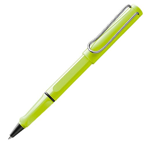 LAMY 2015限量筆款狩獵者系列青懞鋼珠筆*343