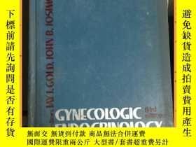 二手書博民逛書店英文書罕見gynecologic endocrinology 婦科內分泌學Y16354 詳情見圖片 詳情見圖片