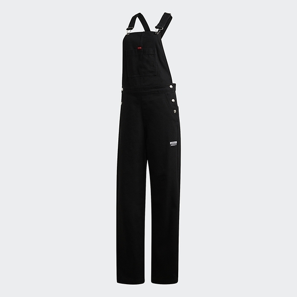 【12周年慶跨店現貨折後$3580】adidas R.Y.V. 工裝 吊帶褲 女 GD3877