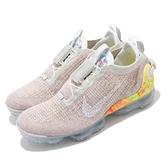 Nike 休閒鞋 Air Vapormax 2020 FK 灰 彩色 氣墊 男鞋 運動鞋 【ACS】 CW1765-003