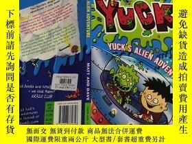 二手書博民逛書店yuck罕見: 討厭!Y200392