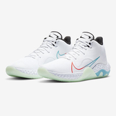 Nike Renew Elevate 男鞋 籃球 柔軟 穩定 包覆 緩震 白【運動世界】CK2669-100