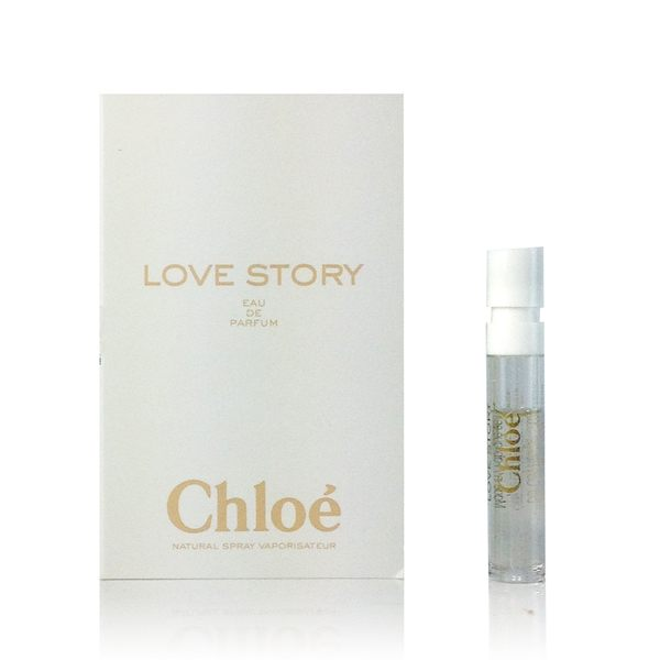 Chloe 克羅埃 Love Story愛情故事女性淡香精 針管1.2ml【UR8D】