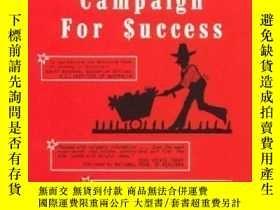 二手書博民逛書店Real罕見Estate Farming: Campaign For $uccessY307751 Pauli
