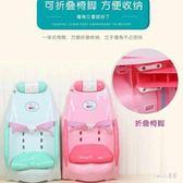 嬰兒洗頭床 洗頭椅可折疊寶寶洗發椅小孩洗頭床嬰兒洗發架 df2814 【Sweet家居】