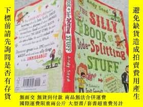 二手書博民逛書店the罕見silly book of side-splitting stuff一本關於側裂東西的愚蠢的書Y21