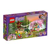 41392【LEGO 樂高積木】Friends 姊妹淘系列 - 大自然豪華露營 (241pcs)