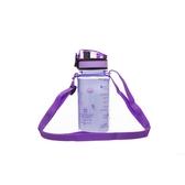 【IMPACT】童趣杯-長背帶(350ML)-紫/藍