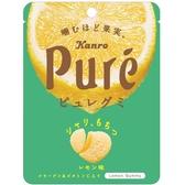 日本甘樂鮮果實軟糖-檸檬口味  56g