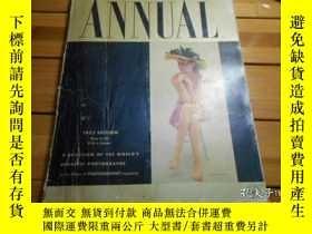 二手書博民逛書店PHOTOGRAPHY罕見ANNUAL, 1953 EDITIO